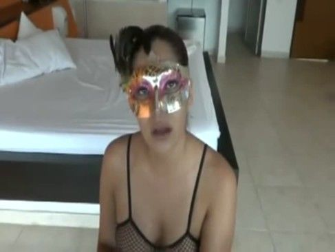 Penelope chupando uma piroca gostosa