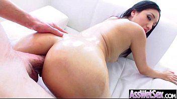 Sexo HD dotado comendo rabuda